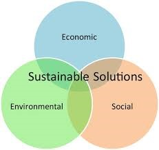 Salihin sustainability relationship chart